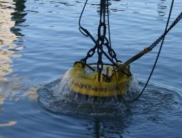 vakkundige vertaling voor onderwatermagneet